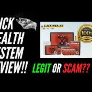 Click Wealth System Review & Demo ||  Matthew Tang Click Wealth System