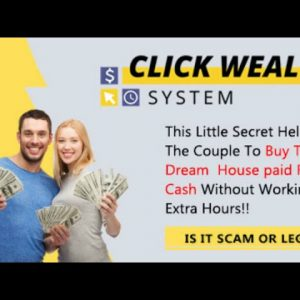 Click Wealth System Review #shorts ClickWealthSystemReview