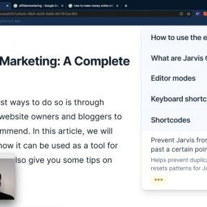 Easiest way to write Unlimited Content with Jarvis ai (copywriter)