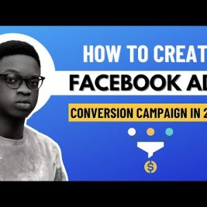 How to create Conversion Ad on Facebook in 2021 | Facebook Ad Conversion Tutorial