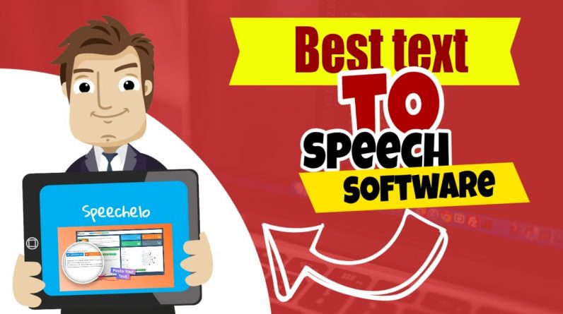Speechelo | Best text to speech software with natural sounding human voices