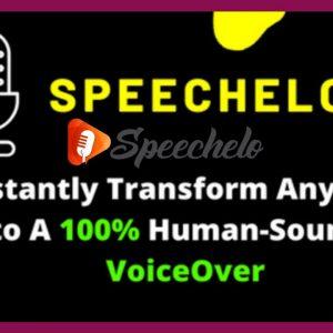 [Speechelo] [Best Text To Speech Software] [Speechelo Review] [Best Human Voice Software]