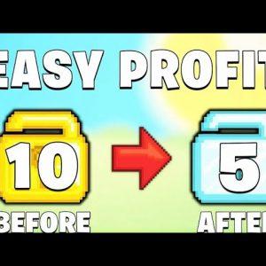 Fastest Way To Profit In Enigma Private Server || GTPS || Enigma