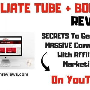 Affiliate Tuber Review | Affiliate Tuber Demo and Bonus | Affiliate Tuber Review  Chris Derenberger