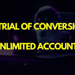 FREE trial of conversion AI | Unlimited Accounts | Jarvis