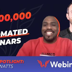 He Made $4.5 Million Dollars With Automated Webinars