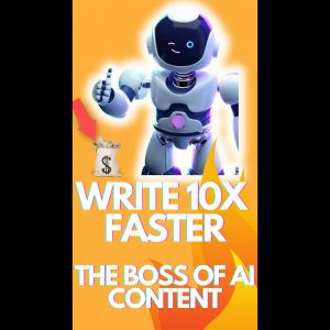 AI Writer Software. Generate Original Content 10.8X FASTER🔥#SHORTS
