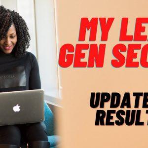 My Lead Gen Secret Updated Real Results
