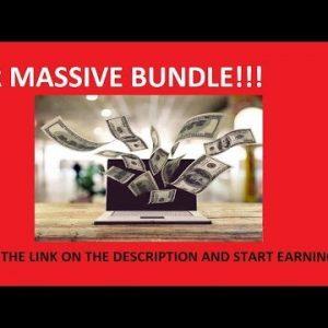 PLR Massive Bundle Review with great bonus