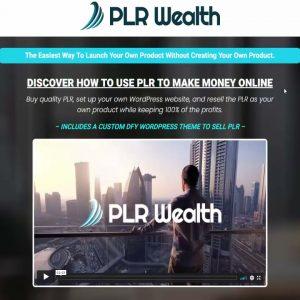 plr wealth review and super bonus