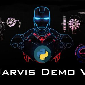 Demo video for Jarvis || Artificial intelligence created with Python in tamil || S.M. Security