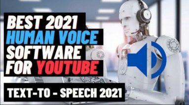 How to Use Text To Speech Software For YouTube Videos 2021   speechelo  50%dicount & bonus