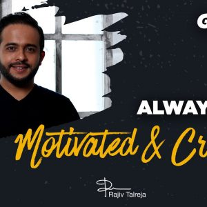 Always being creative in Marketing & Advertising | Staying Always Motivated | Incentives | GR90