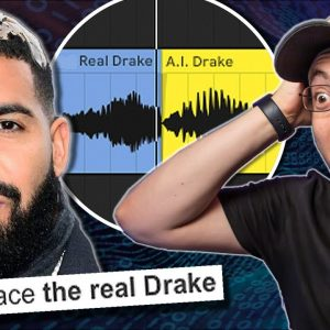 Using A.I to Collab with Legendary Rappers