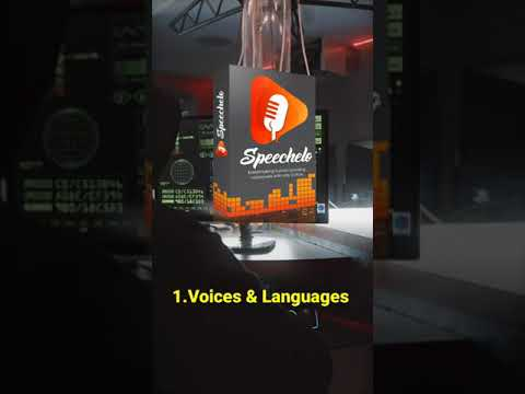Why Speechelo is best text to speech Software.#shorts